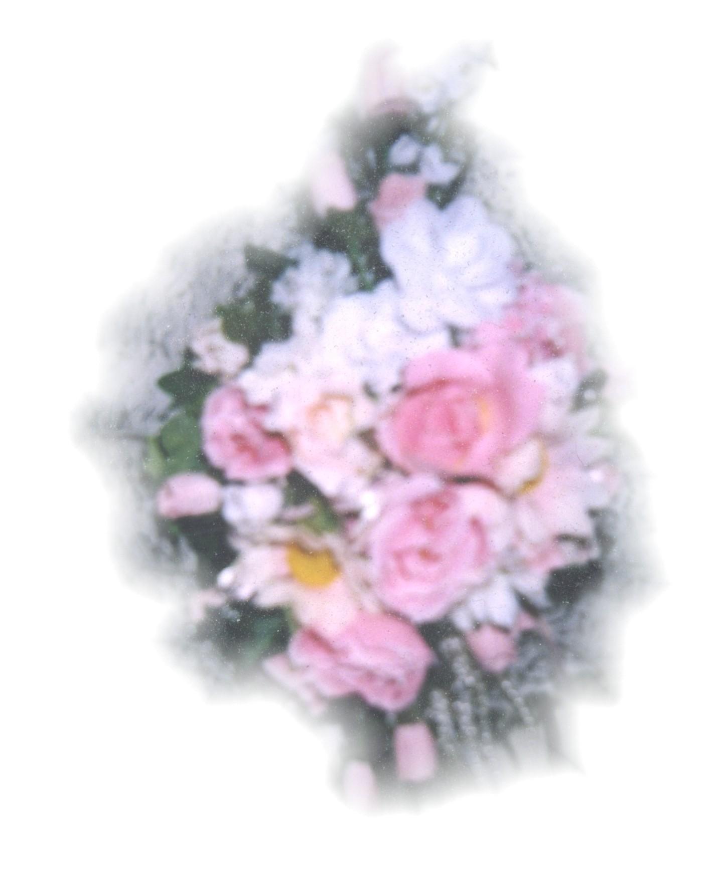 Cool Silk Flowers Wedding Bouquets Design Ideas – Dievoon